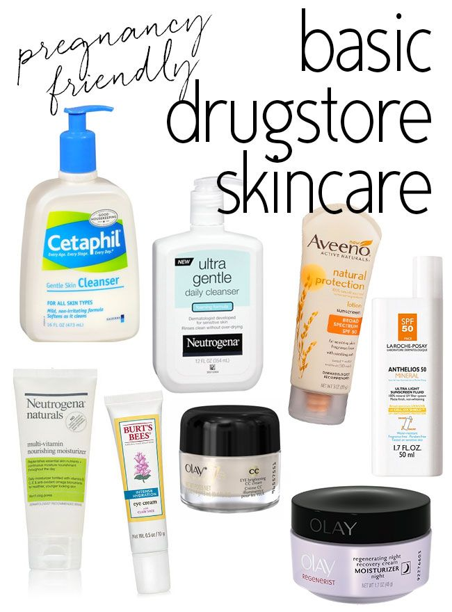 Safe Skincare During Pregnancy