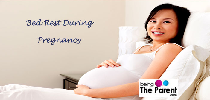 Bed Rest During Pregnancy 2