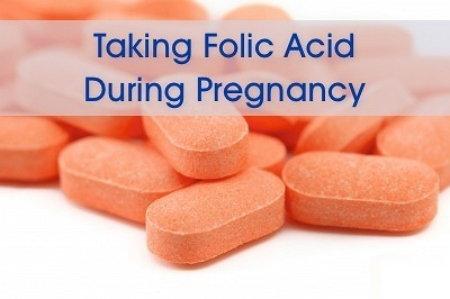 Folic Acid In Pregnancy 1