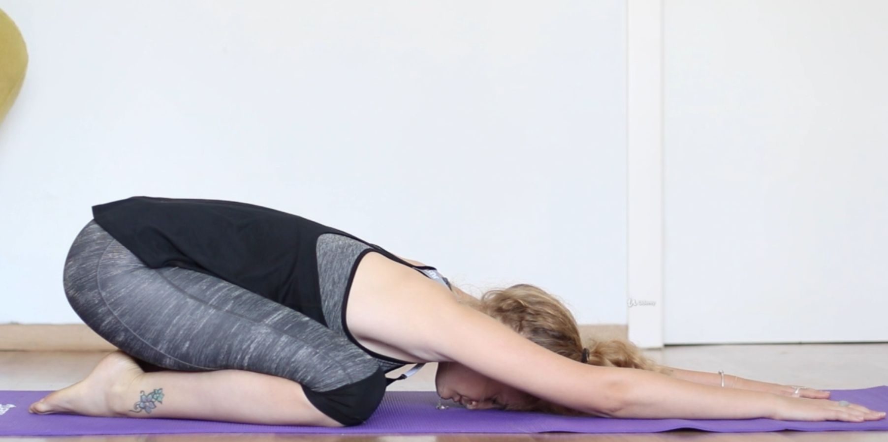 Pregnancy Yoga 10
