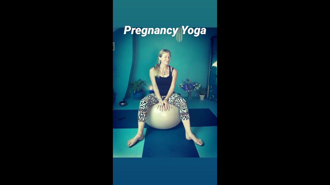 Pregnancy Yoga 11