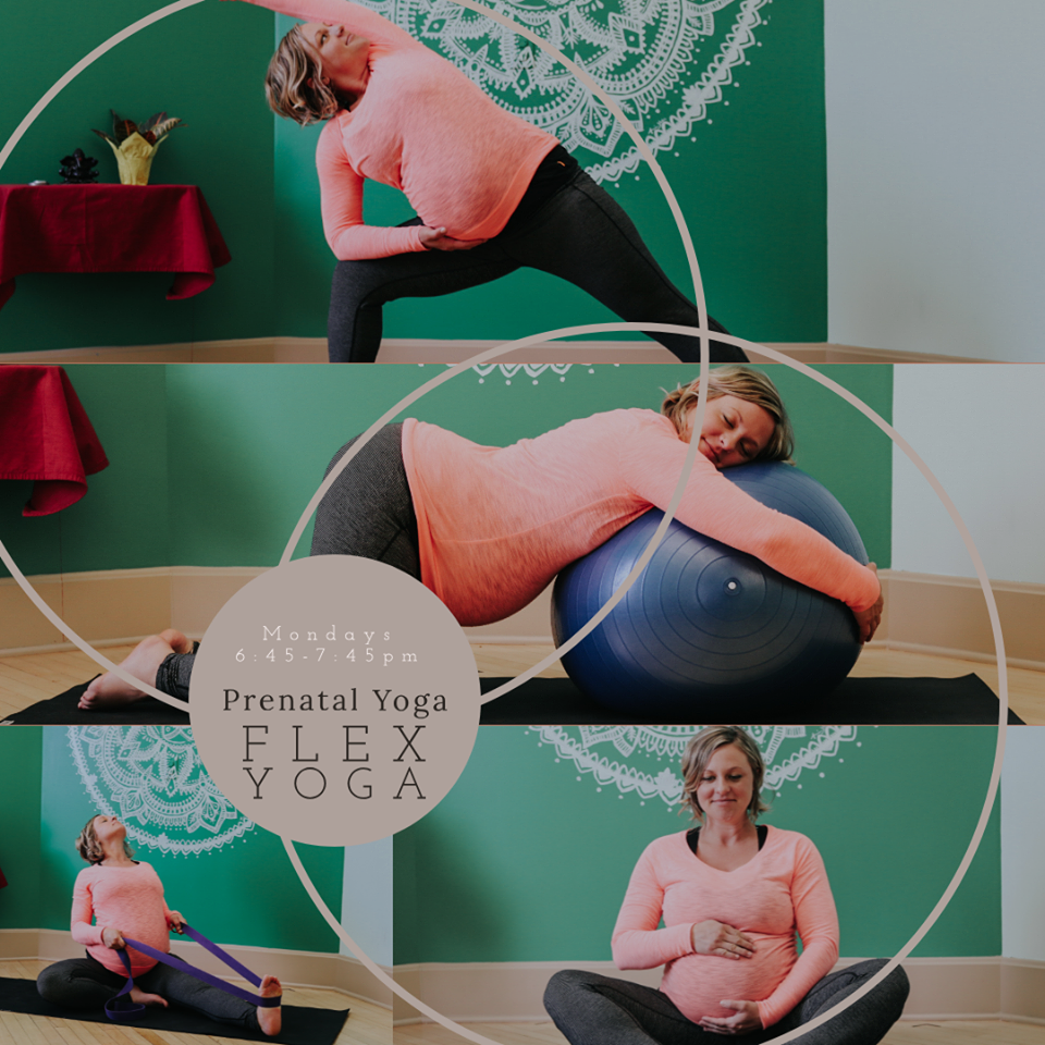 Pregnancy Yoga 5