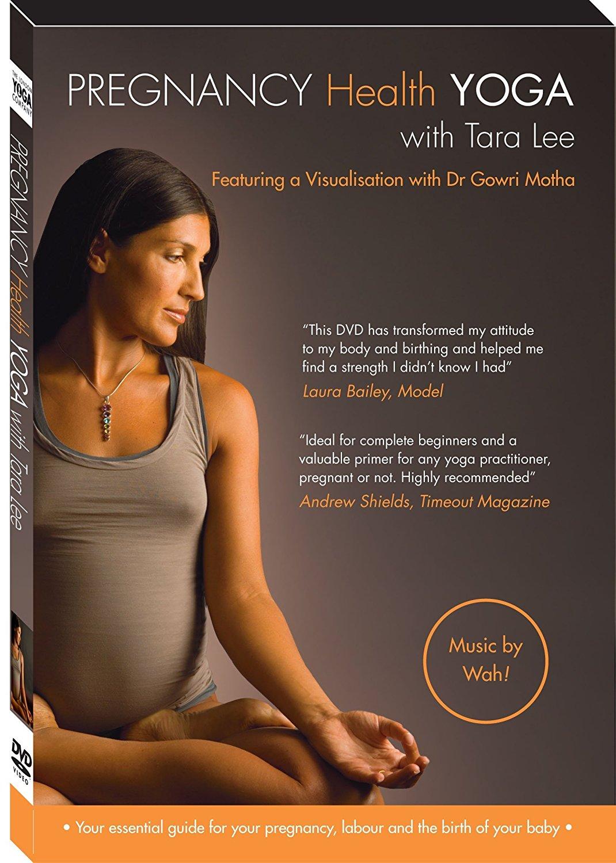 Pregnancy Yoga 9