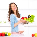 A Vegetarian Pregnancy