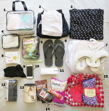 Packing A Hospital Bag 1