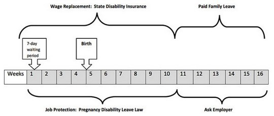 Pregnancy Disability Leave 2