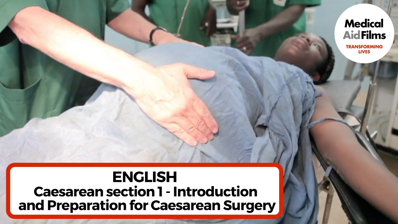 Caesarean Section 1