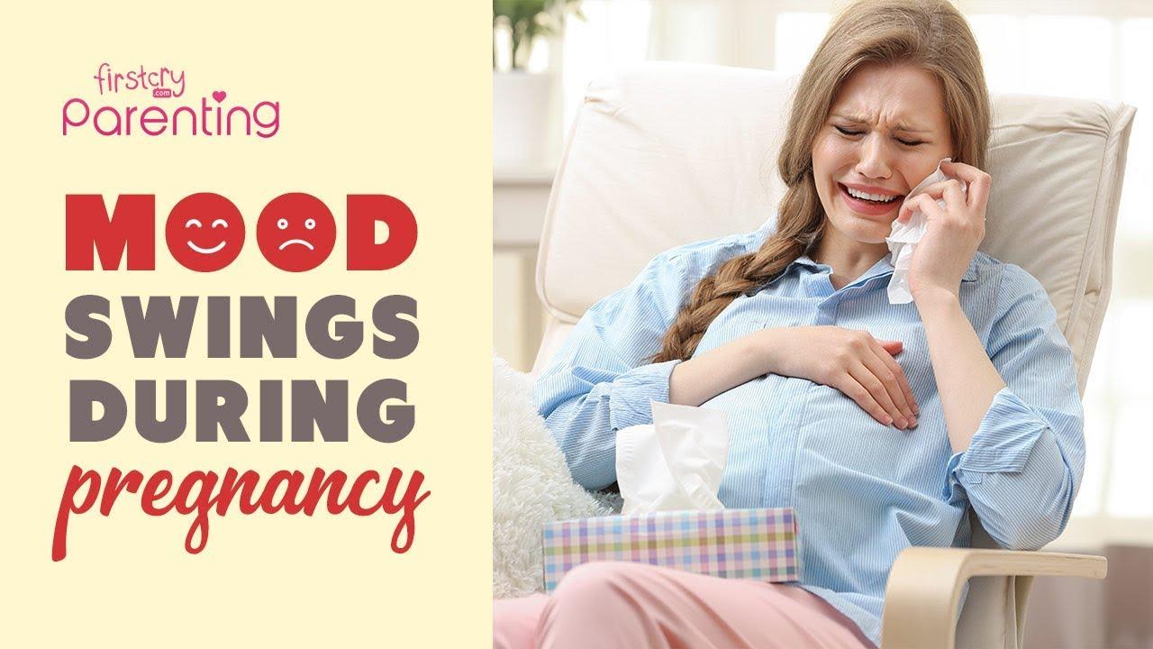 Mood Swings During Pregnancy 1