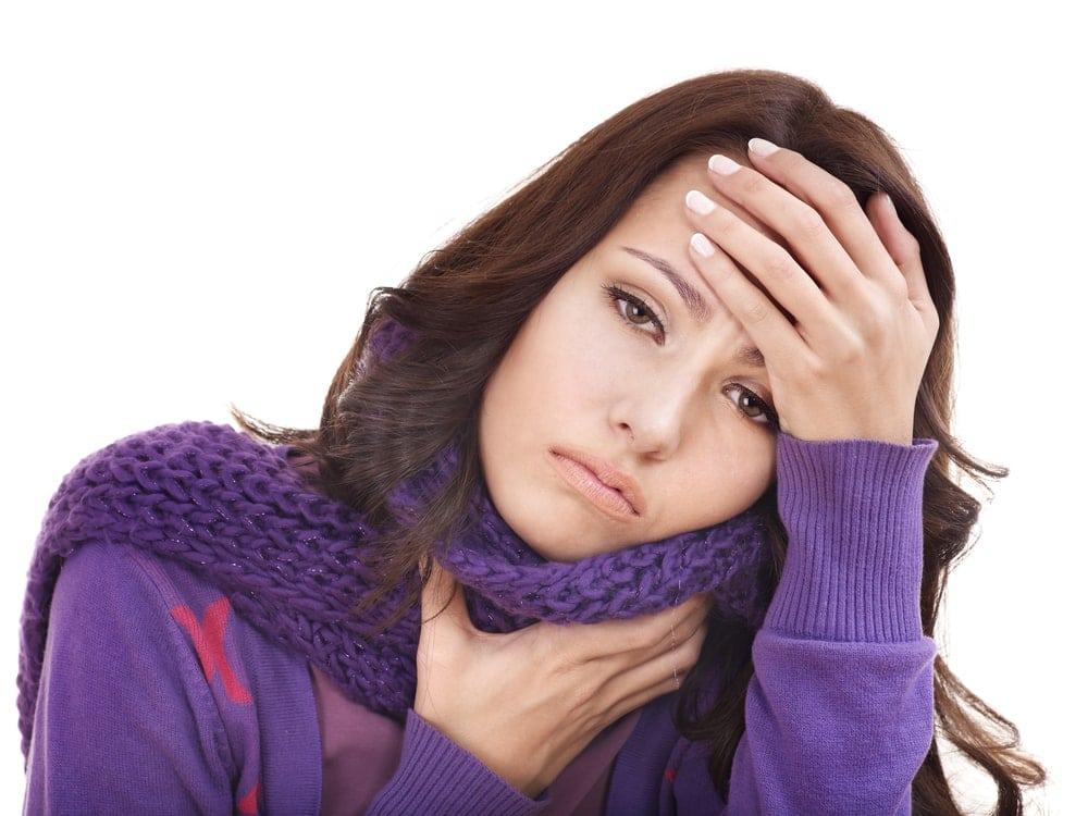 Strep Throat Pregnant 33