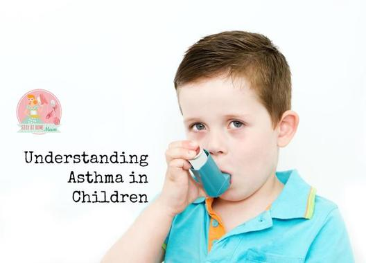 Asthma In Children 1