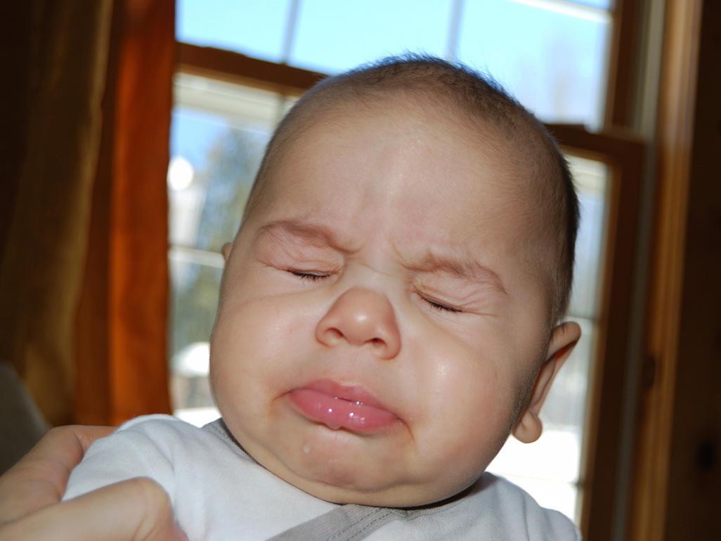 Flu In Babies 2