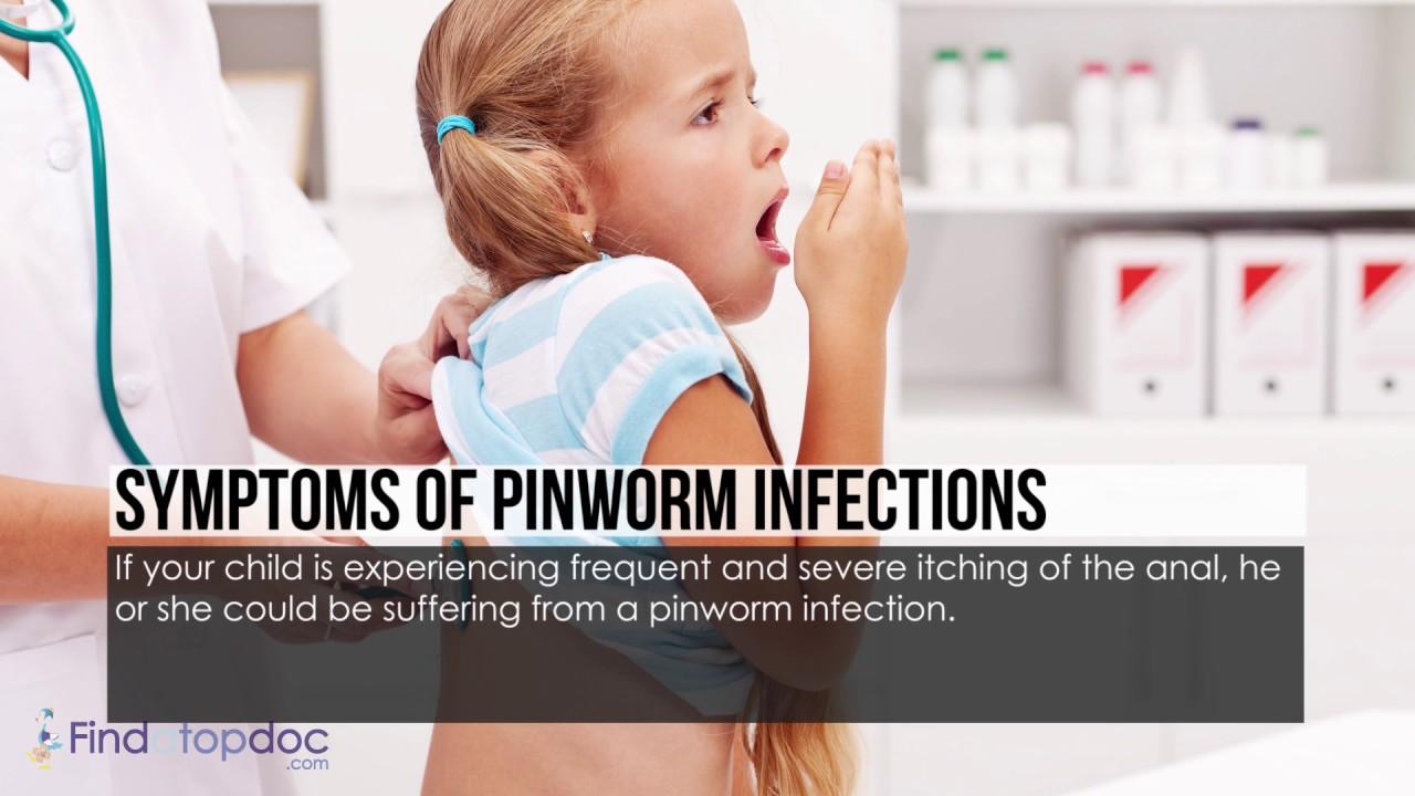 Pinworms In Children