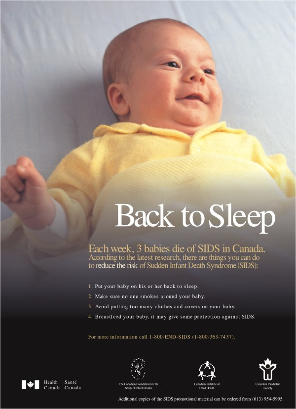 Sudden Infant Death Syndrome (SIDS) 3