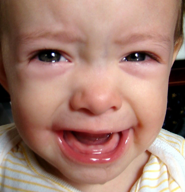Teething In Baby 1