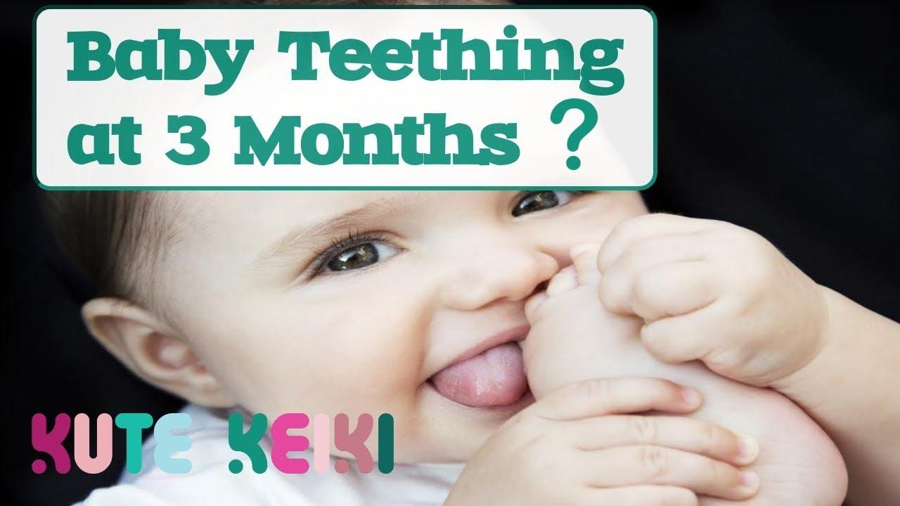 Teething In Baby 3