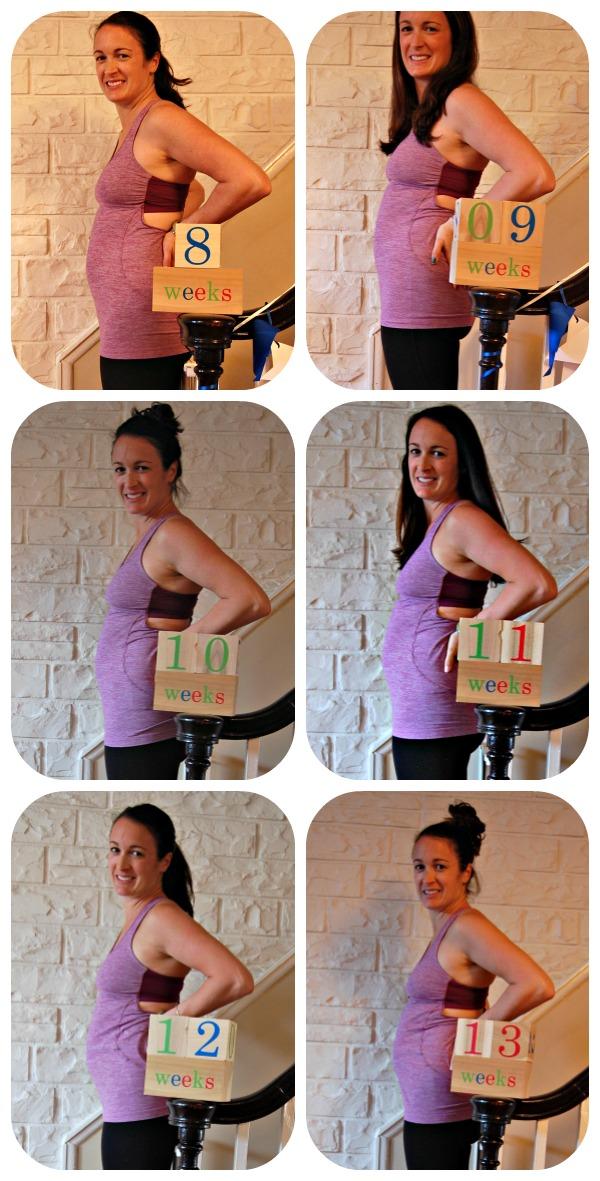 3 Months Pregnant 2