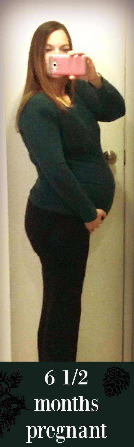 6 Months Pregnant 2