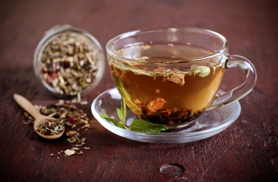can you use herbal tea while pregnant