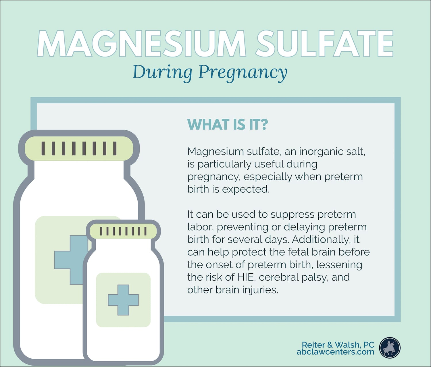 Magnesium Sulfate In Pregnancy