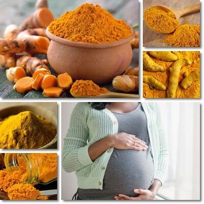 Turmeric in Pregnancy