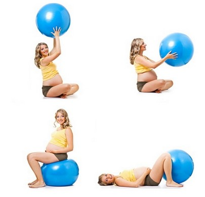 pregnancy workouts second trimester