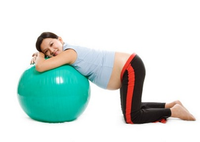 pregnancy workout routine