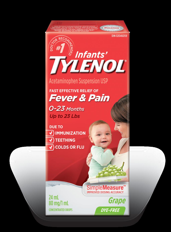 Baby Tylenol