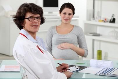 Sprain Pain in Pregnancy