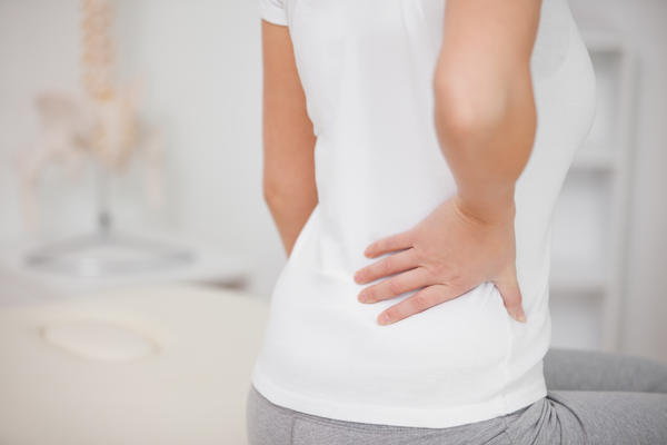 postpartum lower back pain