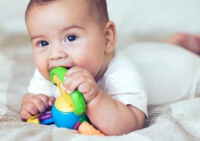 how do babies get thrush